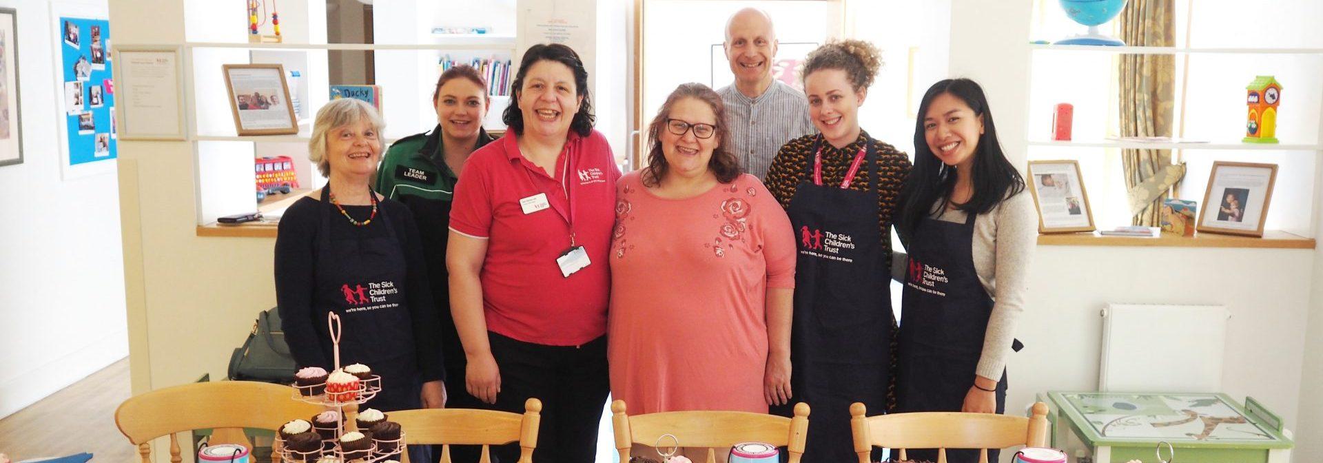 Acorn House bakes for the return of big choc tea
