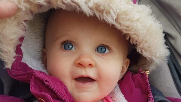 Little Holly inspires mum and dad's fundraising mission