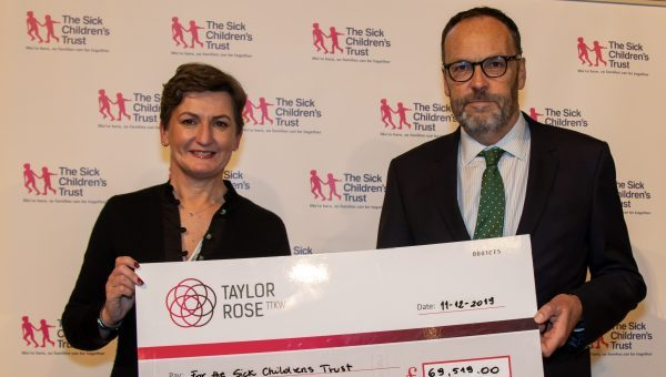 Law firm Taylor Rose TTKW makes generous £69,000 donation