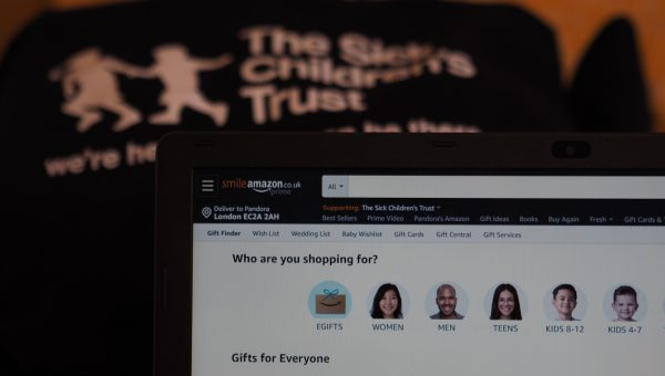 Shop online – and make a difference to our families at no cost to you