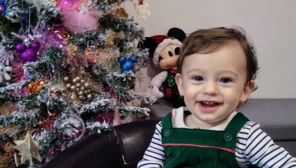 Ely mum backs charity's Christmas appeal to help keep families by their sick child's hospital bedside