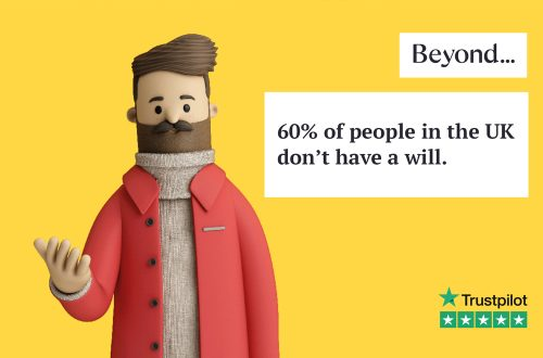 60% of people in the UK don't have a will