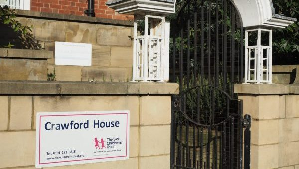 Being a new mum, Crawford House meant I could focus on my baby