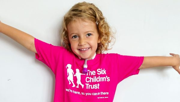 Determined Yorkshire runners take on Great North Run in support of The Sick Children's Trust