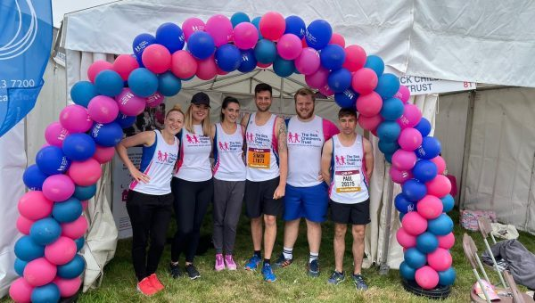 61 super supporters raise over £35,000 by taking on Great North Run